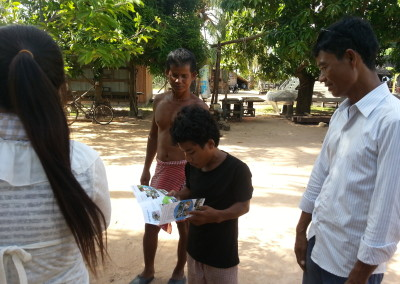 Banteay Prieb recruiting new students for next year